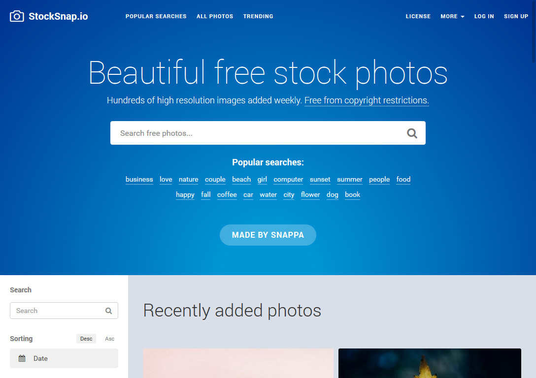 Stocksnap Free Stock Photos